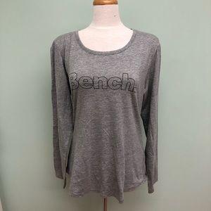 Bench | Women's Long Sleeve Shirt | Grey